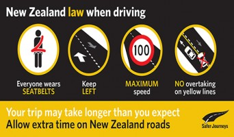 Drive Safety In New Zealand