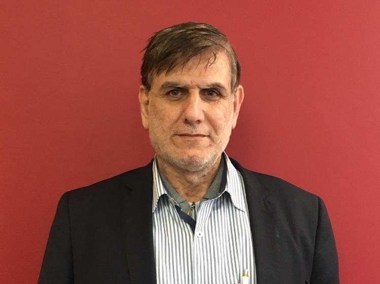 Dr. Mustafa I Fadhel(机械工程系主任)