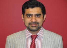 Dr. Faiz Rasool(电气工程系主任)